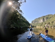 Paparoa Paddle Co Stand up paddle boarding