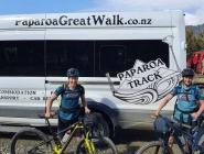 Paparoa Track Transport