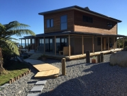 Tasman Sea Retreat Accommodation, Punakaiki