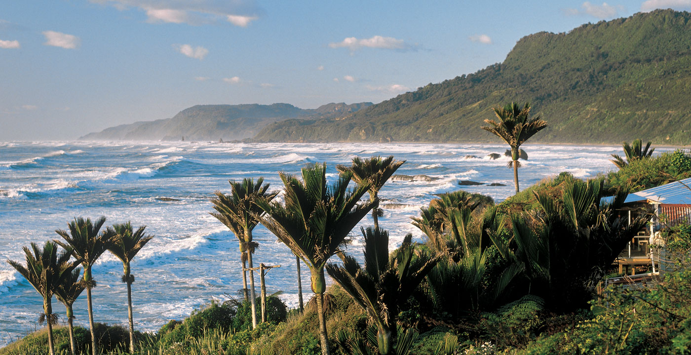 West Coast Beaches Nz