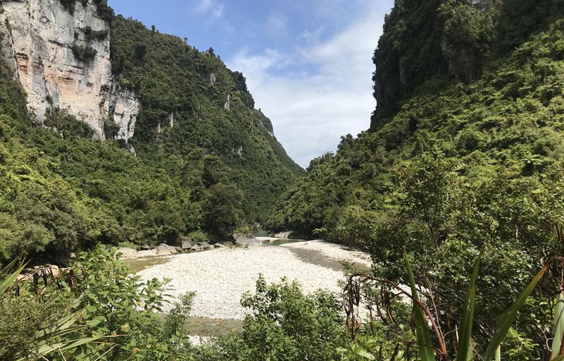 Pororari River–Bullock Creek